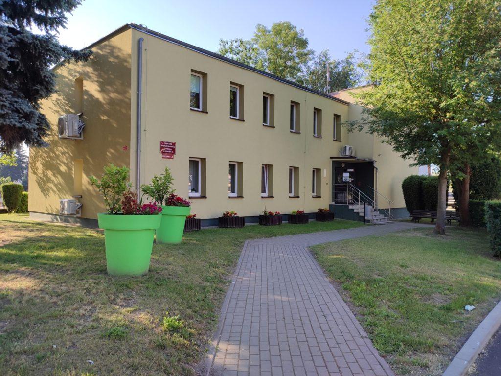 Siedziba Zakładu MZGM